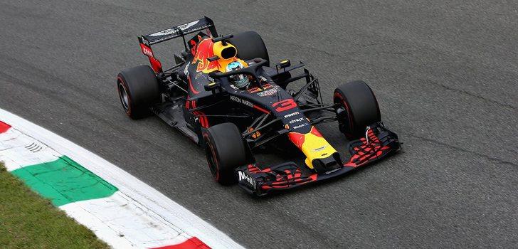 Daniel Ricciardo GP Italia