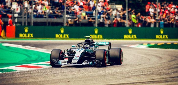 Valtteri Bottas GP Italia