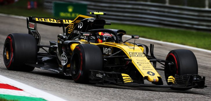 Carlos Sainz GP Italia