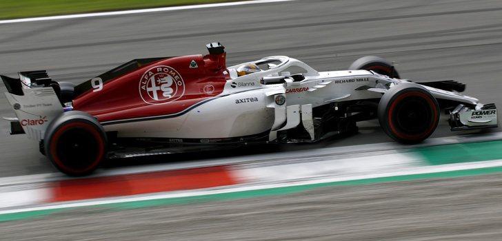 Marcus Ericsson GP Italia