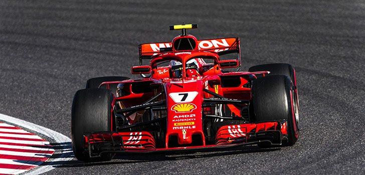 Kimi tuvo una carrera a contracorriente