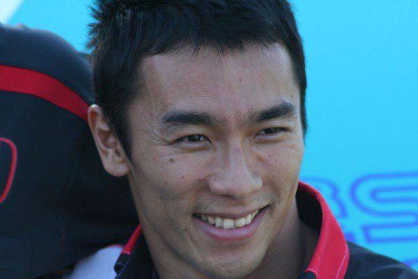Sato no quiere ser tercer piloto de Red Bull