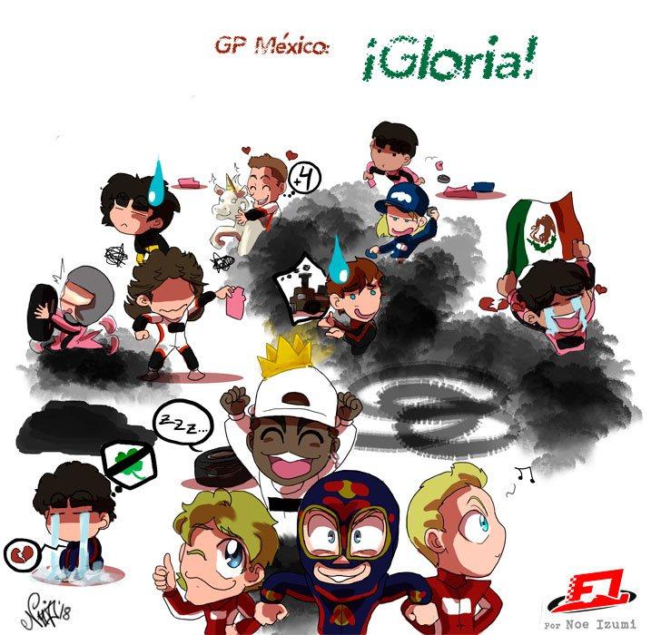 Los Chibis (262):¡Gloria!
