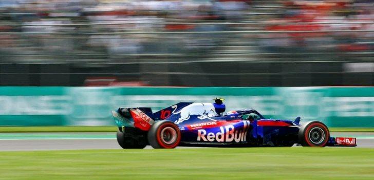 Pierre Gasly GP México