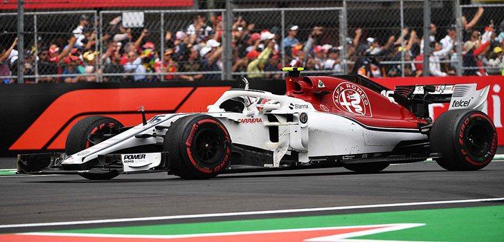 Charles Leclerc GP Brasil