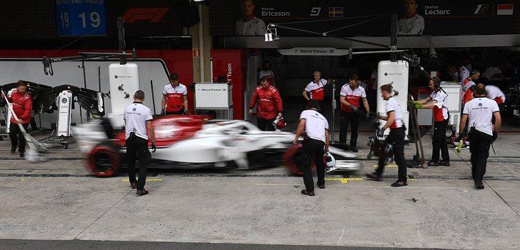 Marcus Ericsson GP Brasil