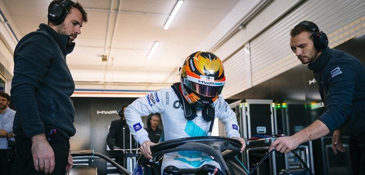 Stoffel Vandoorne Fórmula E