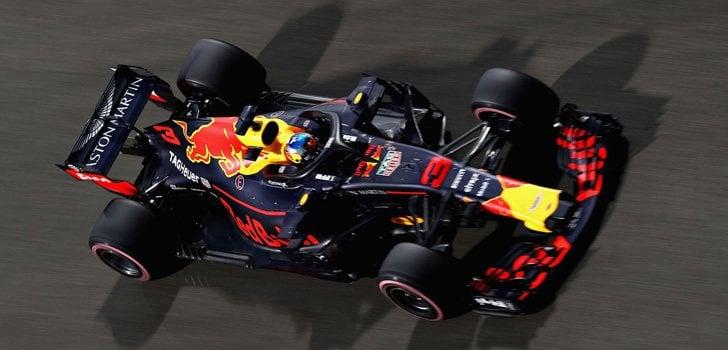 Daniel Ricciardo GP Abu Dabi