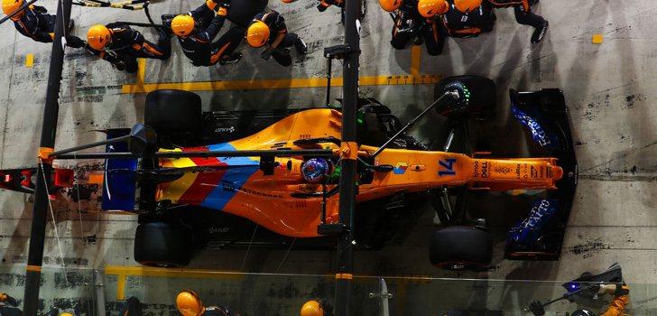 Fernando Alonso GP Abu Dabi