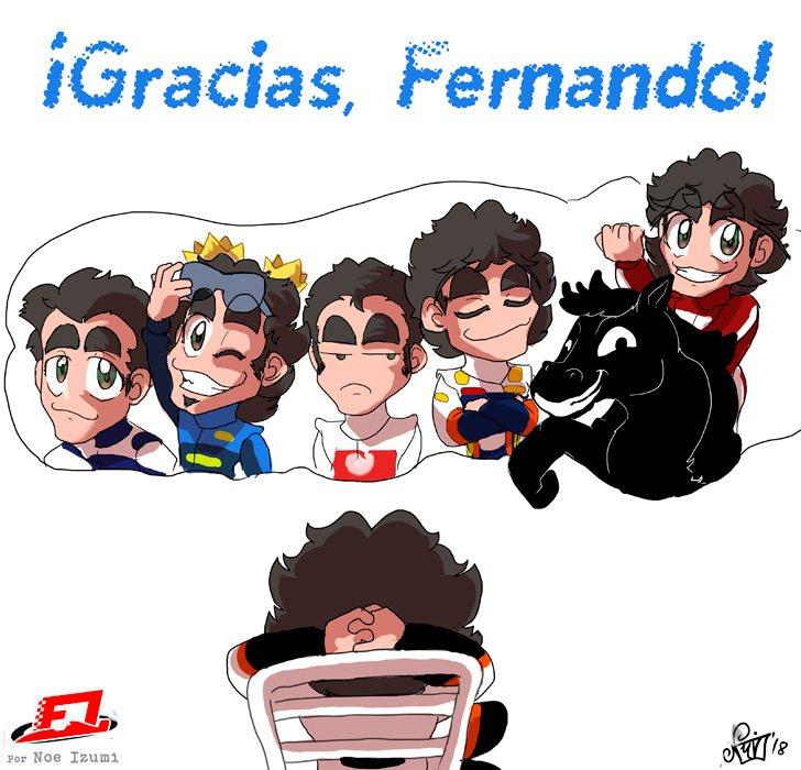 Los Chibis (265): ¡Gracias, Fernando!