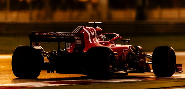 Charles Leclerc test
