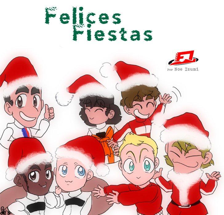 Los Chibis (266): ¡Felices fiestas!