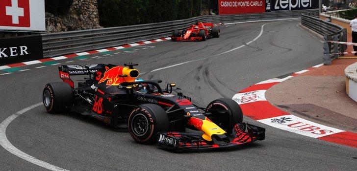 Victoria de Ricciardo en Montecarlo