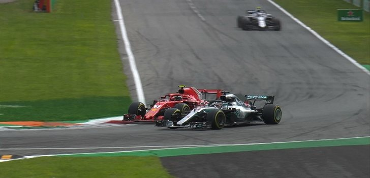 Hamilton adelanta a Räikkönen