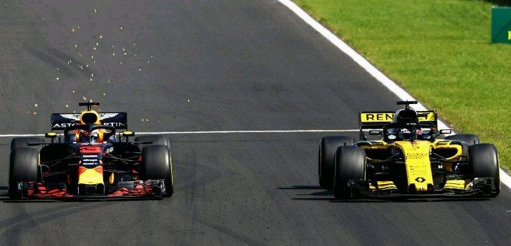 Renault y Red Bull