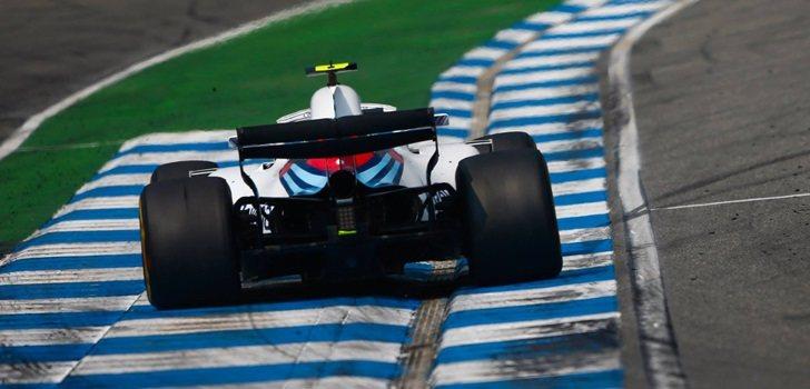 Williams, sobre la pista en 2019