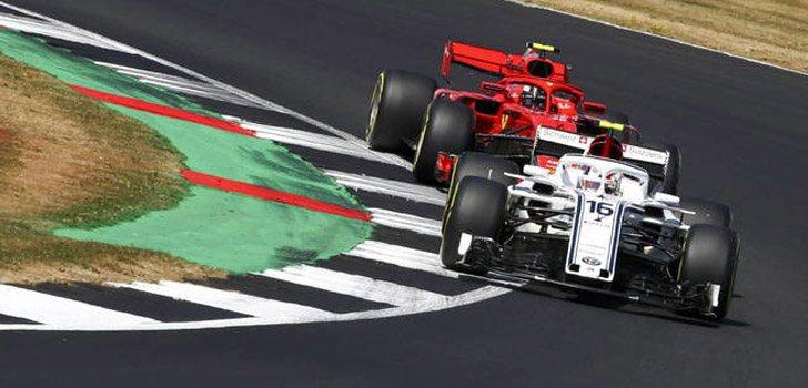 Ferrari y Alfa Romeo Sauber