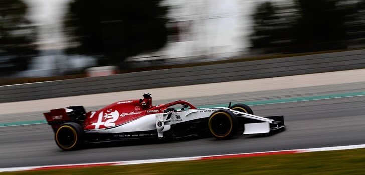 Räikkönen pilota el C38