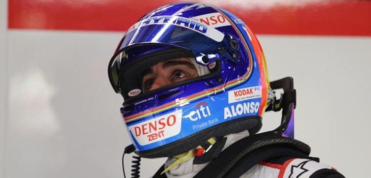 Alonso, en las 6 Horas de Shanghái