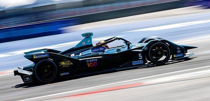 Vandoorne, en la Fórmula E