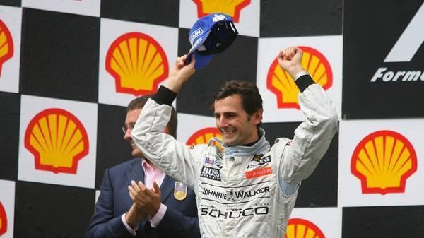 Hace 10 años que De la Rosa debutó en F1