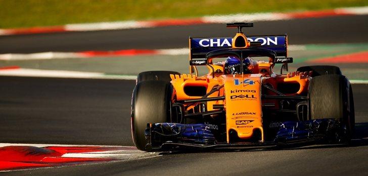 Alonso, en el MCL33