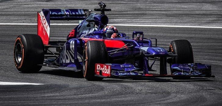 Márquez, en el RB8 de Red Bull