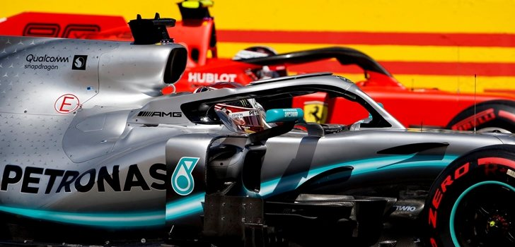 Hamilton y Vettel, juntos en Canadá