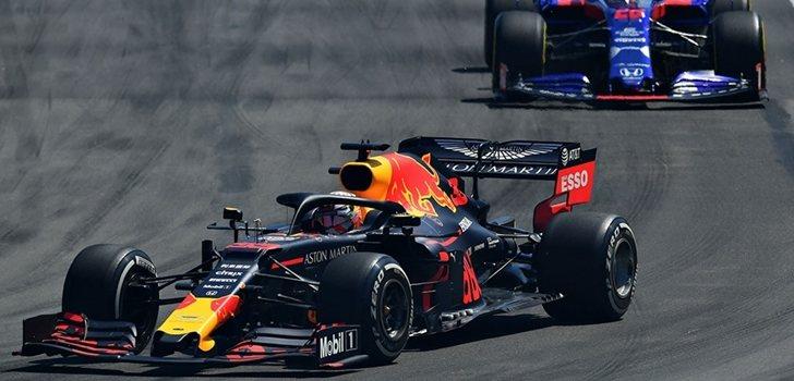 Verstappen, en Montreal 2019