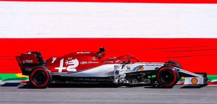 Kimi Räikkönen no se fía de sus rivales para la clasificación en Austria