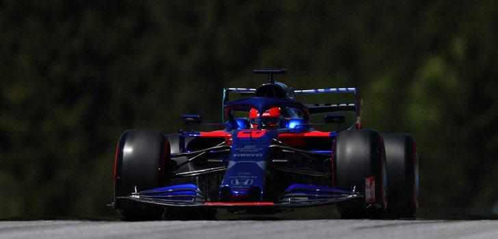Daniil Kvyat, frustrado por no haber pasado a Q2 en Austria