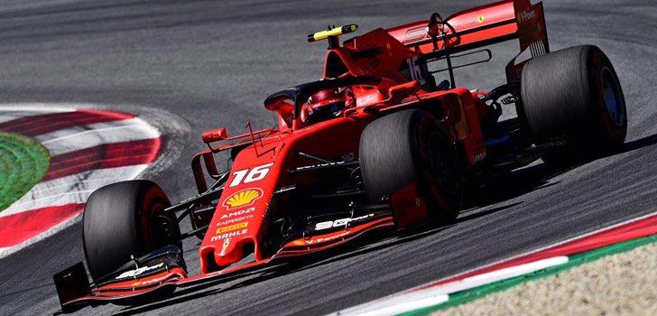 Ferrari, emocionados con carrera de Silverstone, pero su monoplaza quizá no rinda al máximo