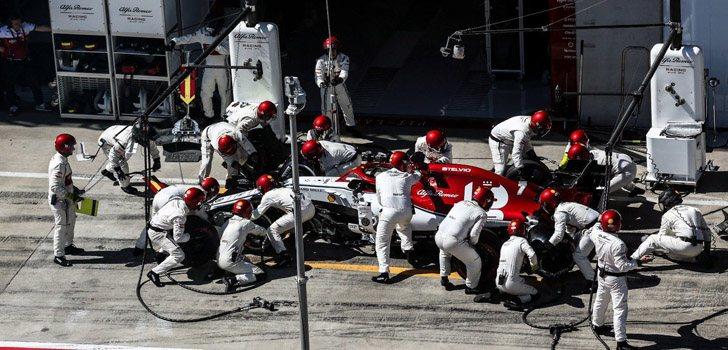 Alfa Romeo está preparado para pelear por el Top 10 en Silverstone