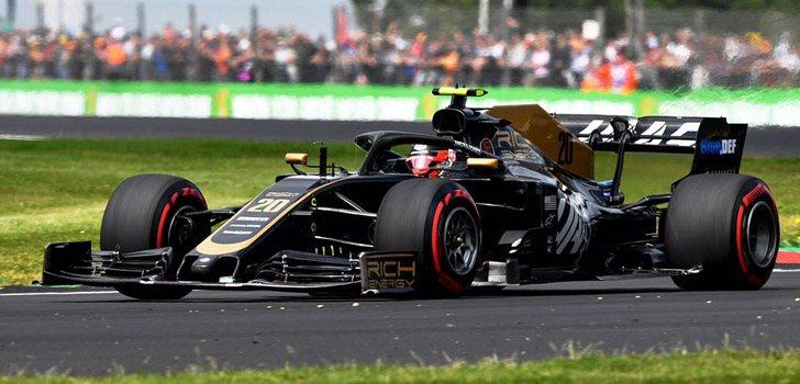 Kevin Magnussen se fija el objetivo de llegar a Q3 en Silverstone