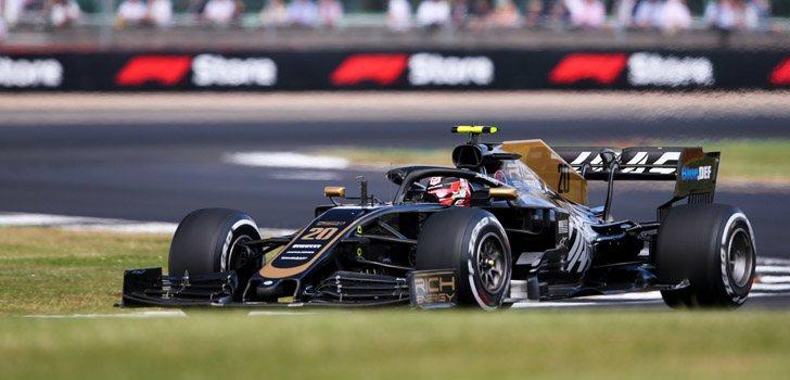 Kevin Magnussen confía en que los problemas de Haas se solucionarán con el tiempo