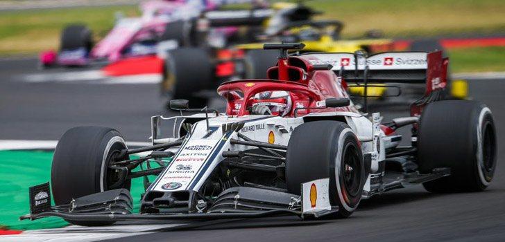 Alfa Romeo en la dirección correcta durante la temporada