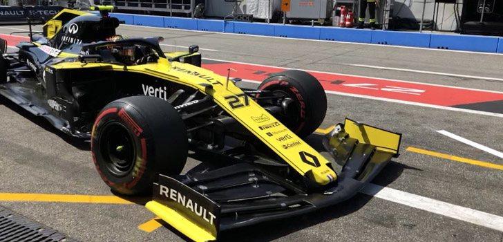 Nico Hülkenberg sigue confianza en el proyecto de Renault