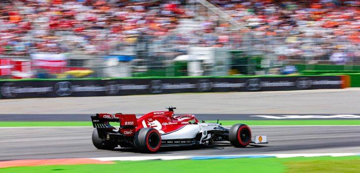 Kimi Räikkönen afirma que es difícil luchar contra los grandes, pero dará todo en la carrera de Alemania