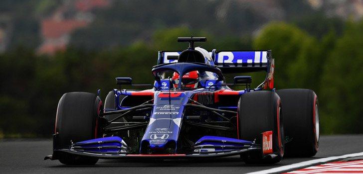 Daniil Kvyat espera que mejorar para mañana en clasificación