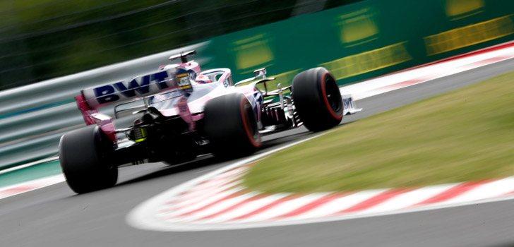 Sergio Pérez cree que puede ser rápido en la clasificación de Hungría