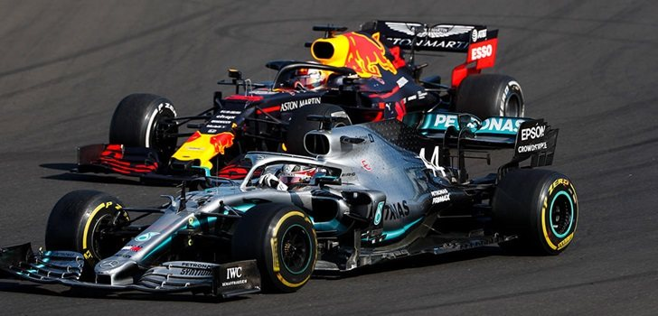 Hamilton adelanta a Verstappen en Hungaroring