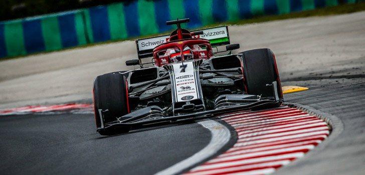 Kimi Räikkönen confía en mejoras a partir de Bélgica