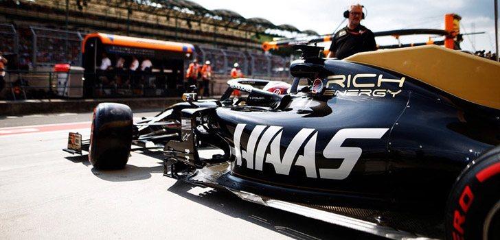 Problema con los neumáticos continúa para Haas