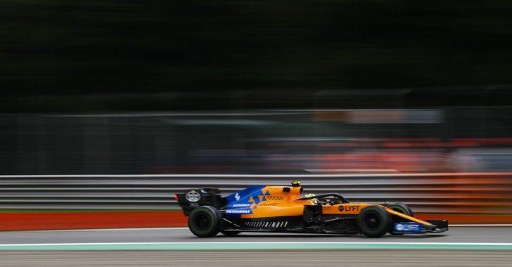 Lando Norris GP de Italia