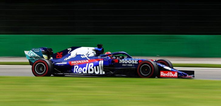 Daniil Kvyat confía en la carrera