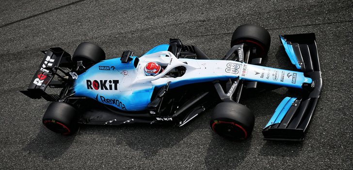 El conjunto Williams-Mercedes seguirá durante más años