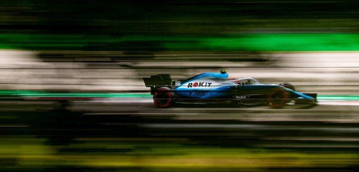 Kubica, en el GP de Italia 2019