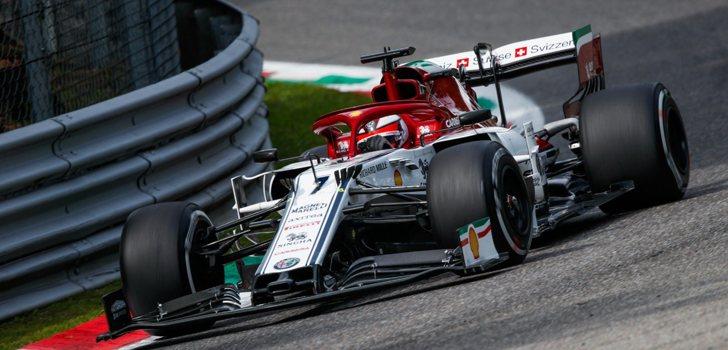 Kimi Raikkonen, concentrado para Singapur