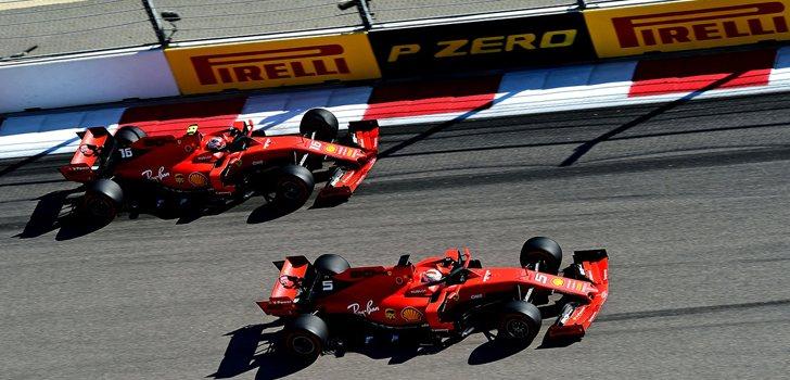 Ferrari puede ser competitivo en Japón