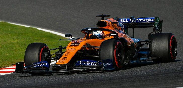 Carlos Sainz, en los puntos de nuevo